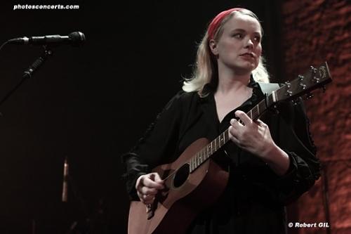 Ane Brun + Elin Ruth Sivgardsson en concert