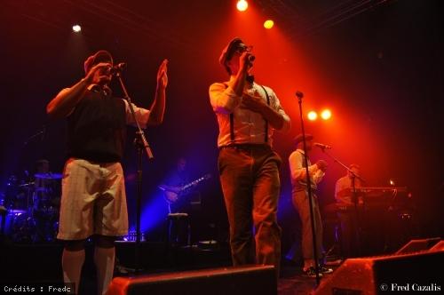 Ben l'Oncle Soul + Imany en concert