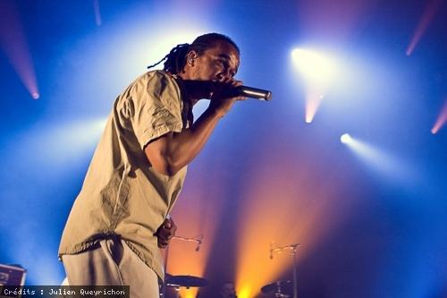 Dub Inc  en concert
