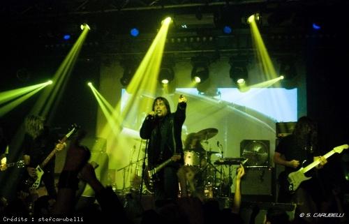 Monster Magnet + Seventh Void en concert