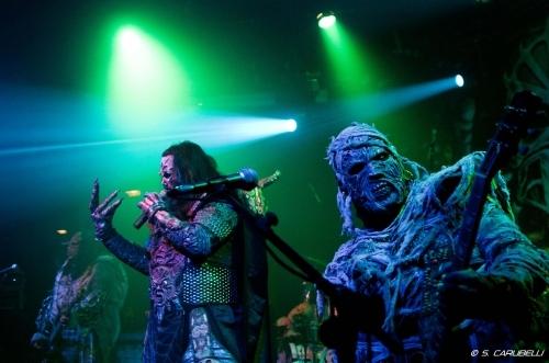 Lordi en concert