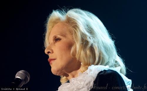 Sylvie Vartan en concert