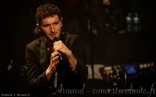 Aaron + Smoking Smoking en concert