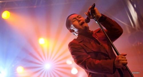 Osaka Monaurail + Djs Groove Unity en concert
