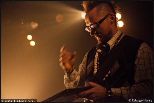 Dj Vadim and the Electric en concert