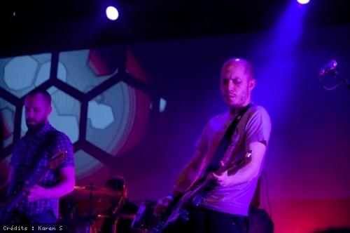 Mogwai + RM Hubbert en concert