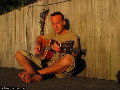 Luc Taff en concert