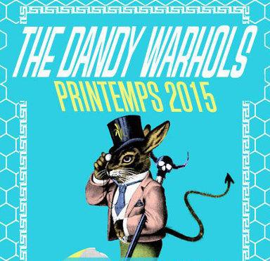 The Dandy Warhols en concert