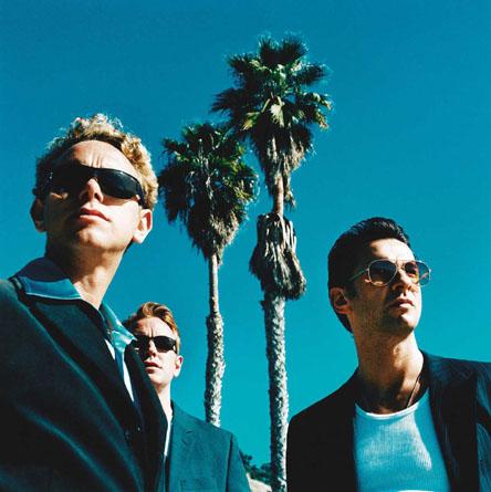 Depeche mode en concert
