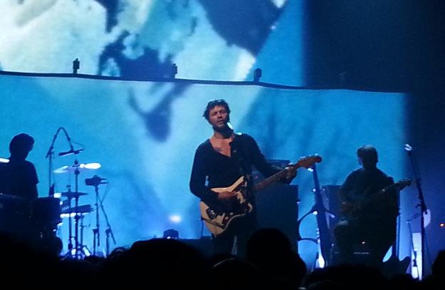 Détroit (Cantat / Humbert) + Mars Red Sky en concert