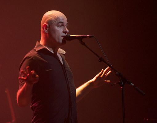 Dominique A (concert pour l'anniversaire des 20 ans de l'album La Fossette + avant-première du futur opus, Vers Les Lueurs) en concert