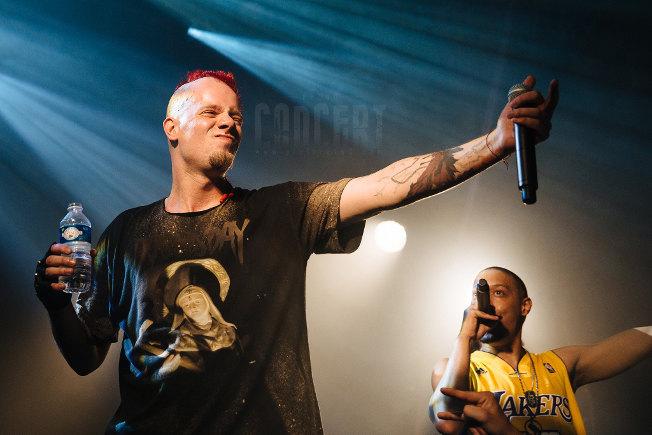 Dope D.O.D. (reportage photo) en concert