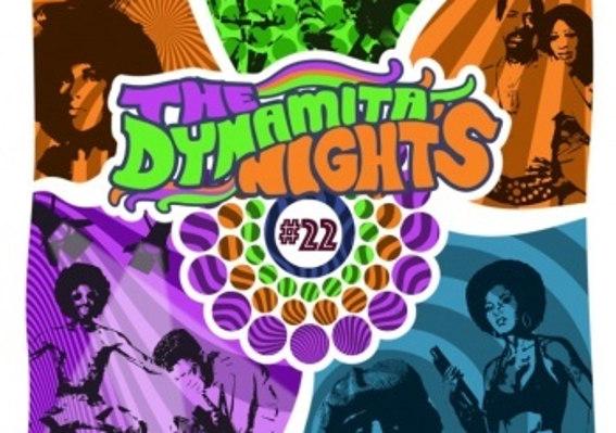 Dynamita's Night #22 - Dee Nasty - Dogg Master - Will The FunkBoss en concert