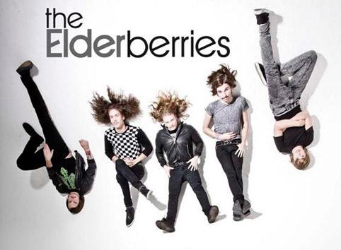 Stuck In The Sound + Adam Kesher + The Elderberries en concert