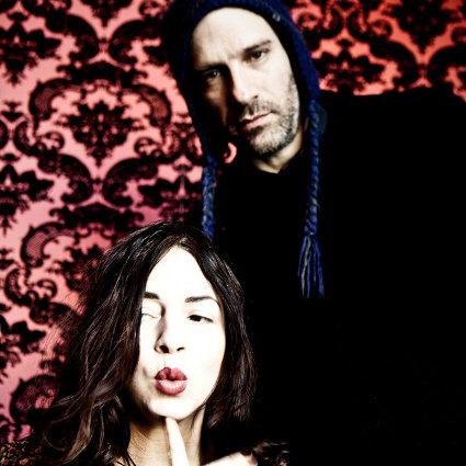 Entretien avec Jennifer Charles et Oren Bloedow du groupe Elysian Fields à l'occasion de la sortie de l'album For House Cats And Sea Fans en concert