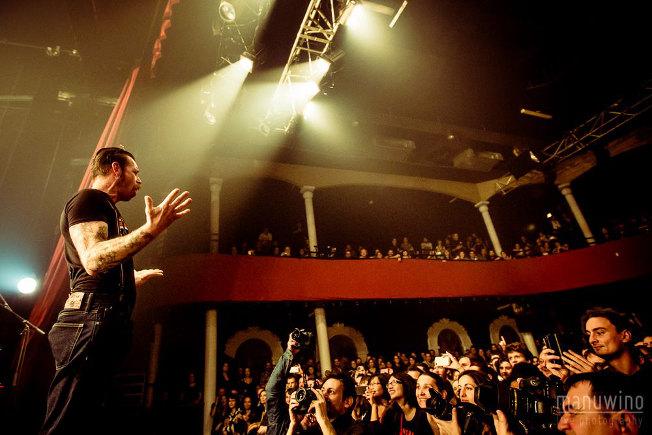 Eagles of Death Metal (attentat au Bataclan de Paris) en concert