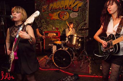 Whodunit + Fury Furyzz + The Plastic Invaders en concert