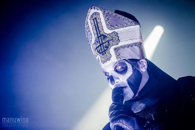 Ghost en concert