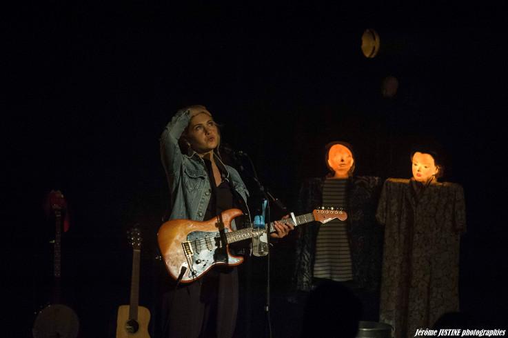 Giedré + Auguste Wood en concert