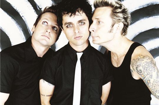 Green Day + Prima Donna en concert