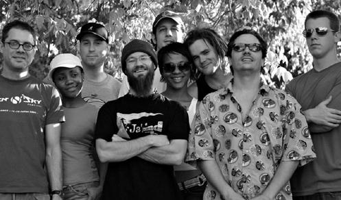 Groundation + Sebastian Sturm + Pablo Moses en concert