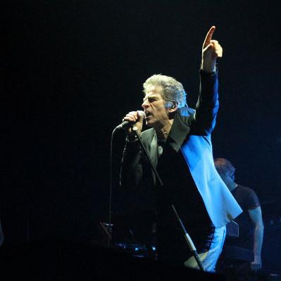 Hubert-Felix Thiéfaine en concert