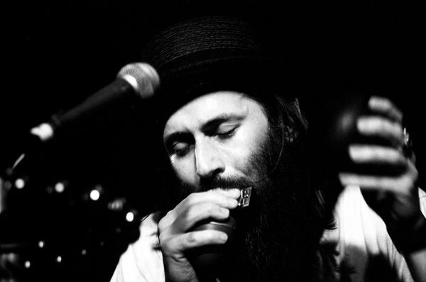 Henry's Funeral Shoe + Vieux Farka Touré + The Agitator + Honkeyfinger (Les Nuits de l'Alligator 2010) en concert