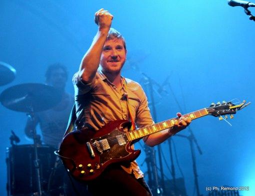 Hot Panda (Trans Musicales de Rennes 2012) en concert