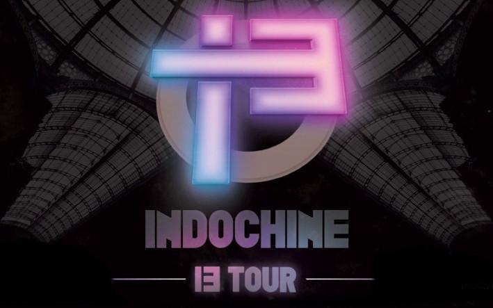 Indochine - 13 Tour en concert