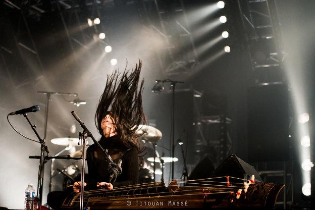 Jambinai (Trans Musicales de Rennes 2014) en concert