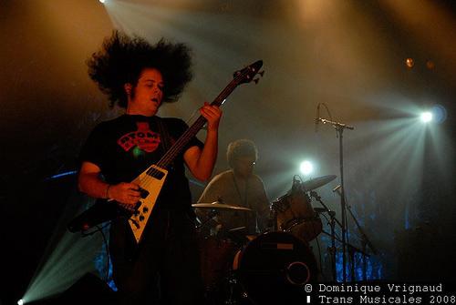 Jay Reatard (Transmusicales de Rennes 2008) en concert