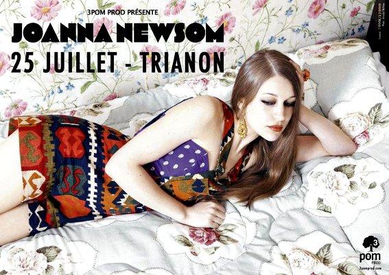 Joanna Newsom en concert