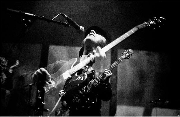 Entretien avec Joel Gion à l'occasion de la sortie de l'album Apple Bonkers et du festival Levitation France