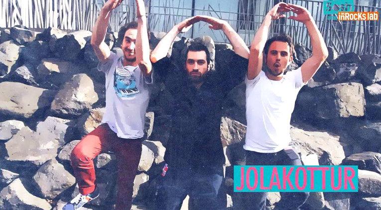 Entretien avec le groupe Jólaköttur en concert