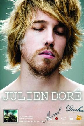 Julien Doré en concert