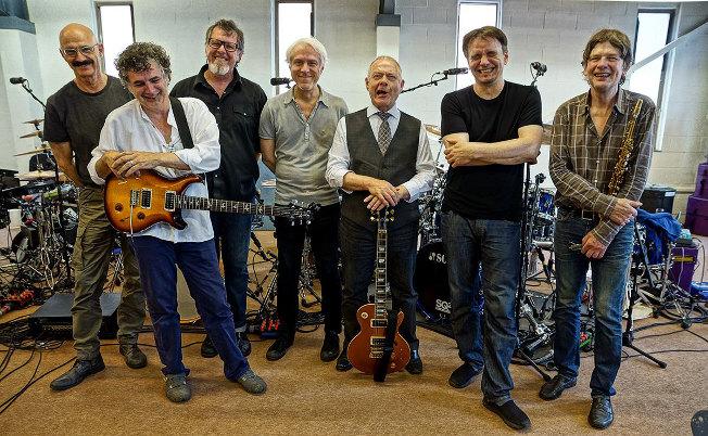 King Crimson en concert