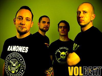 Volbeat - Stuck mojo - Serum 114 en concert
