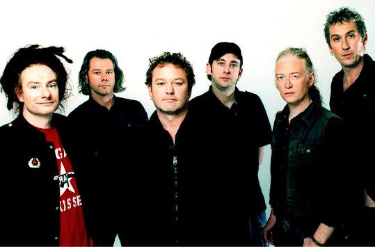 The Levellers + The Wonderstuff en concert