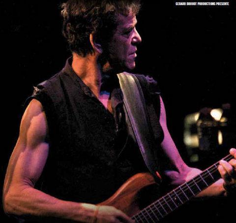 Lou Reed (Nuits de Fourvière 2011) en concert