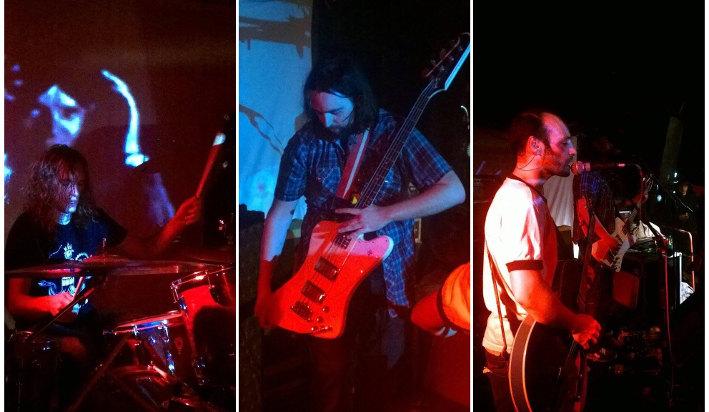 Mars Red Sky (Vulcanie Psych Revolution#3) en concert