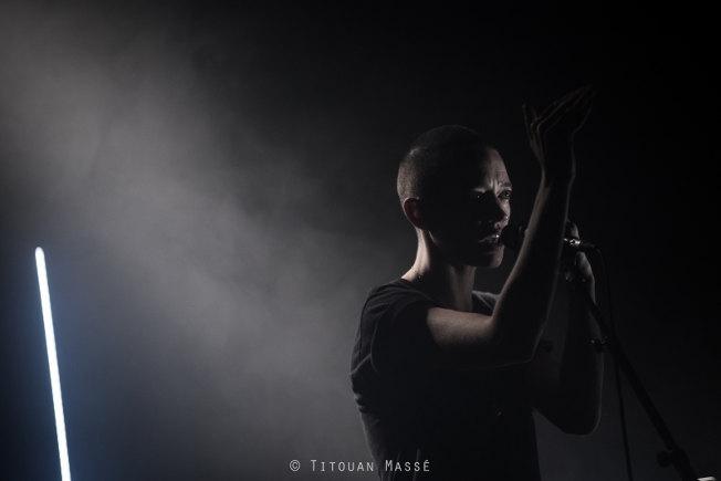 Mansfield Tya en concert