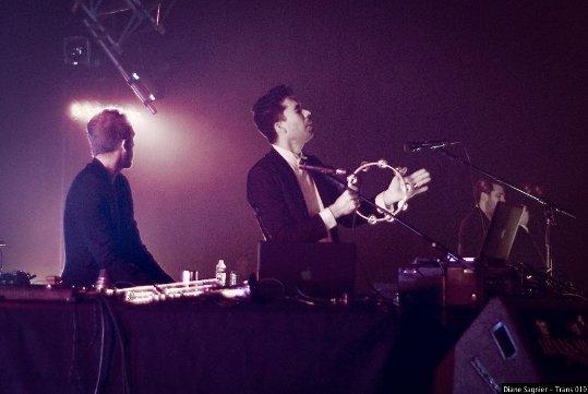 Matthew Dear + Dominique Young Unique + Crocodiles + Roky Erickson + The Gaslamp Killer + Pnau (Transmusicales de Rennes 2010) en concert