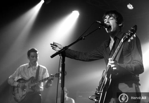 Miles Kane (Printemps de Bourges 2011) en concert