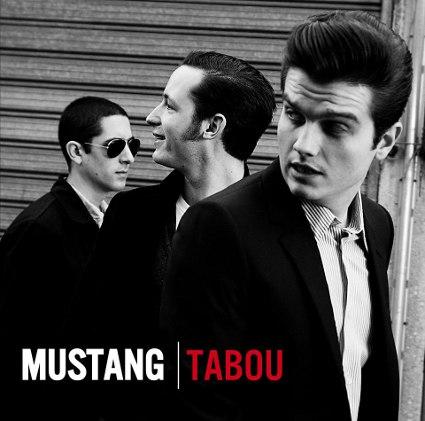 Mustang (concert donné  à l'occasion du lancement de l'album Tabou) en concert