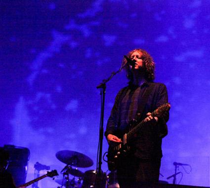 My Bloody Valentine (La Route du Rock 2009) en concert