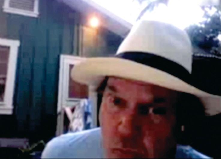 Neil Young  (Roskilde Festival 2008) en concert