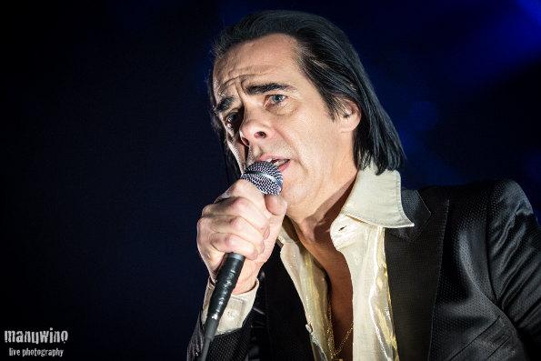 Nick Cave & The Bad Seeds + Shilpa Ray + Les Colettes en concert