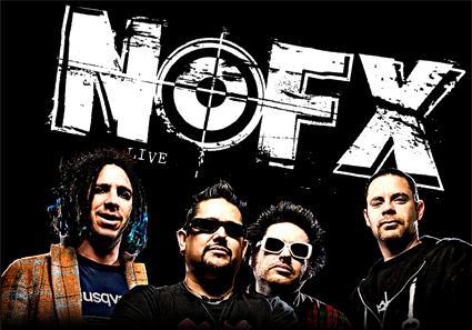 NoFX + Flatliners en concert