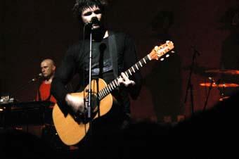Noir Désir + Frandol en concert