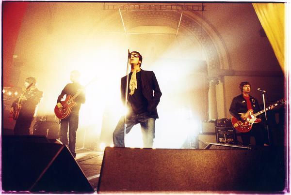 OASIS en concert